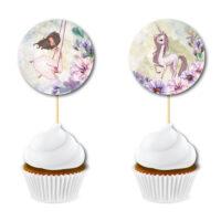 7.Cupcake-Topper