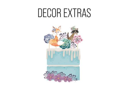 Decor Extras